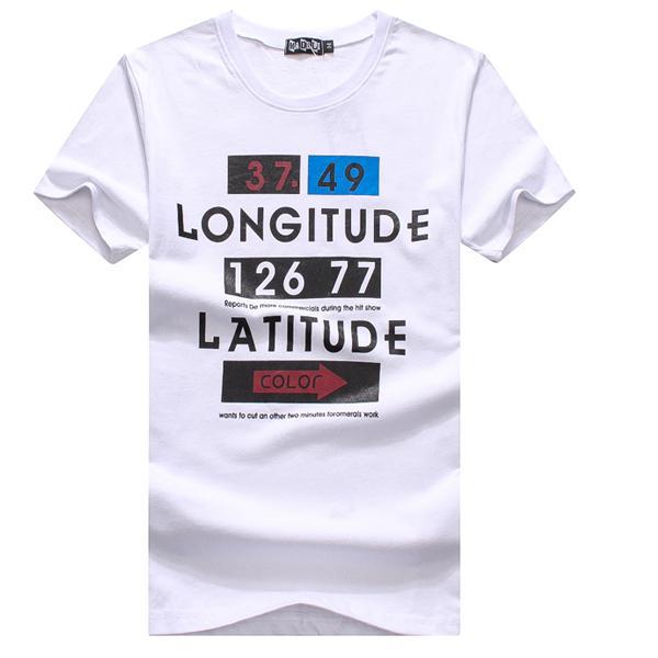 T恤 班服 潮T 最佳情侶裝 短T MIT台灣製【M30125】定番設計款標籤字母 可單買 艾咪E舖