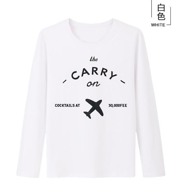◆快速出貨◆T恤.情侶裝.班服.MIT台灣製.純棉長T【YL0745】長袖-小飛機.艾咪E舖